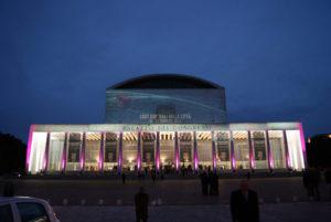 Palazzo dei Congressi Eur
