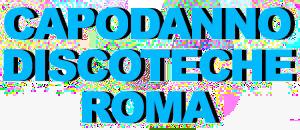 capodanno discoteche roma
